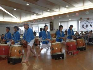 夏祭り太鼓 (1)