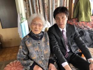 101歳①